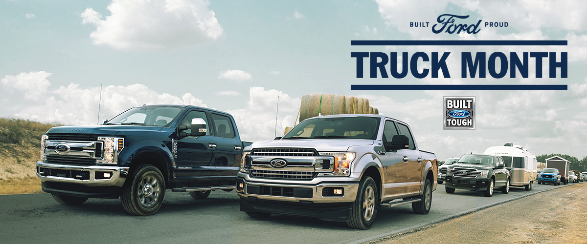 Ford F150 Lease >> March 2019 is Truck Month at Ford Of Ventura | Ford Trucks