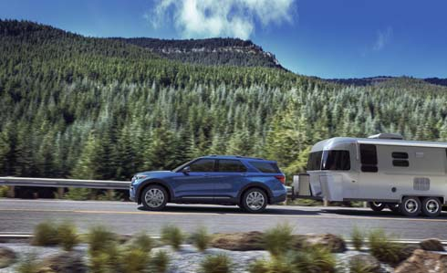 2020 Ford Explorer For Sale At Ford Of Ventura Family Suv